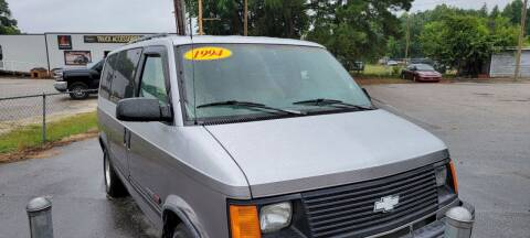 1994 Chevrolet Astro for sale at Kelly & Kelly Supermarket of Cars in Fayetteville NC