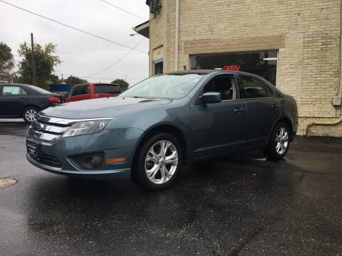 2012 Ford Fusion for sale at Strong Automotive in Watertown WI