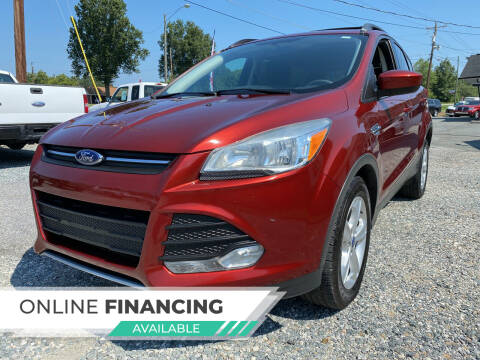 2014 Ford Escape for sale at Auto Store of NC in Walkertown NC