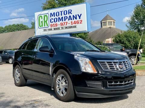 2015 Cadillac SRX for sale at GR Motor Company in Garner NC