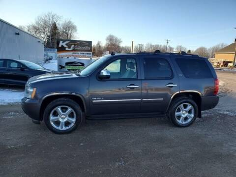2010 Chevrolet Tahoe for sale at KJ Automotive in Worthing SD