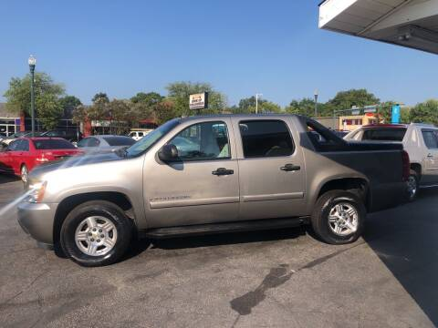 2007 Chevrolet Avalanche for sale at BWK of Columbia in Columbia SC
