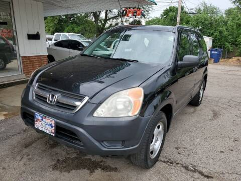 2002 Honda CR-V for sale at New Wheels in Glendale Heights IL