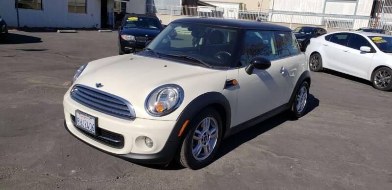 2013 MINI Hardtop for sale at International Motors in San Pedro CA