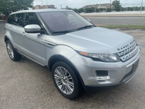 2012 Land Rover Range Rover Evoque for sale at Austin Direct Auto Sales in Austin TX