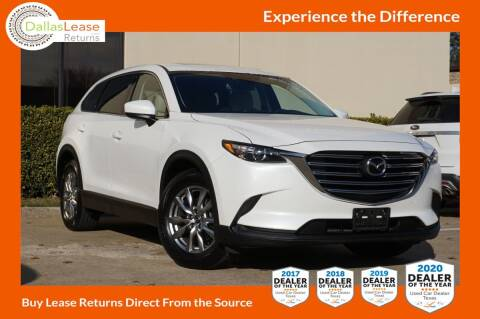 2017 Mazda CX-9 for sale at Dallas Auto Finance in Dallas TX