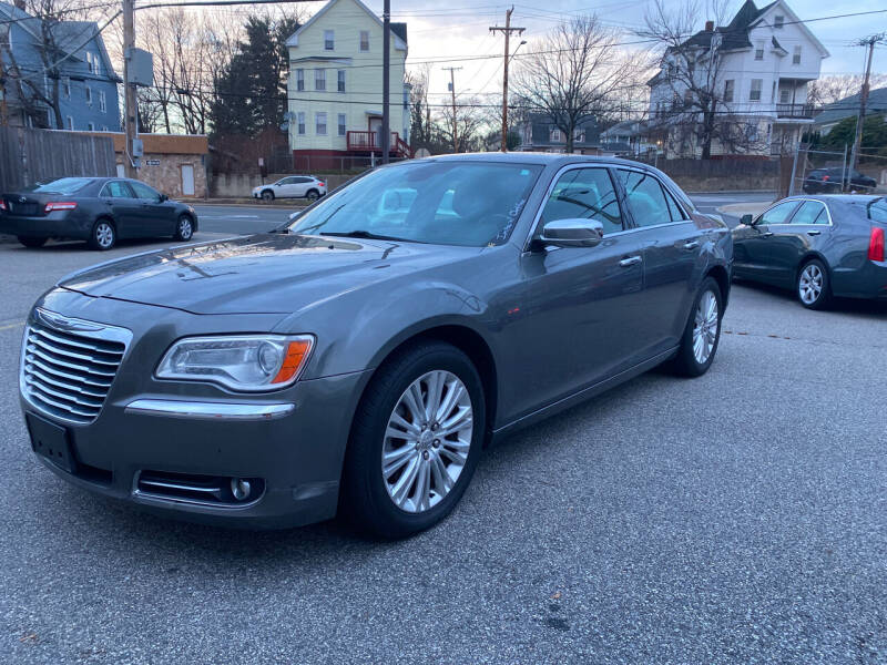 2012 Chrysler 300 for sale at Capital Auto Sales in Providence RI