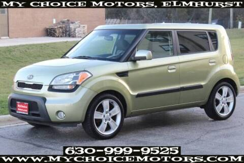 2010 Kia Soul for sale at My Choice Motors Elmhurst in Elmhurst IL