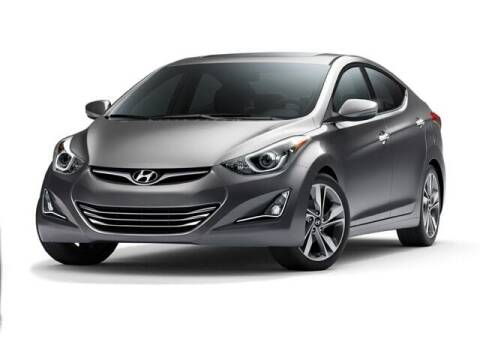 2015 Hyundai Elantra for sale at SULLIVAN MOTOR COMPANY INC. in Mesa AZ