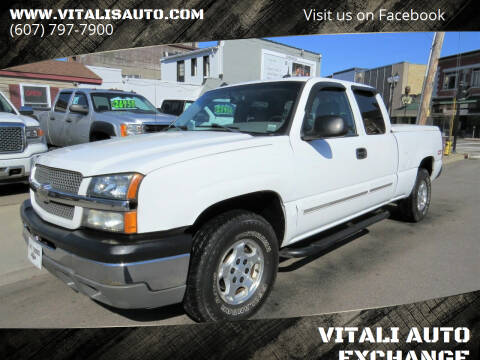 2003 Chevrolet Silverado 1500 for sale at VITALI AUTO EXCHANGE in Johnson City NY