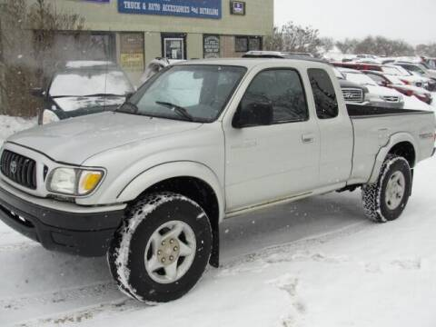 2001 Toyota Tacoma for sale at Turnpike Auto Sales LLC in East Springfield NY