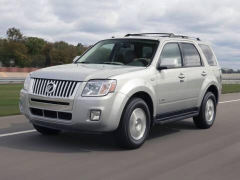 2010 Mercury Mariner for sale at Sundance Chevrolet in Grand Ledge MI