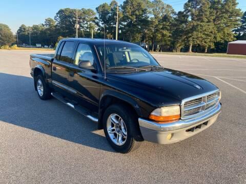 2004 Dodge Dakota for sale at Carprime Outlet LLC in Angier NC