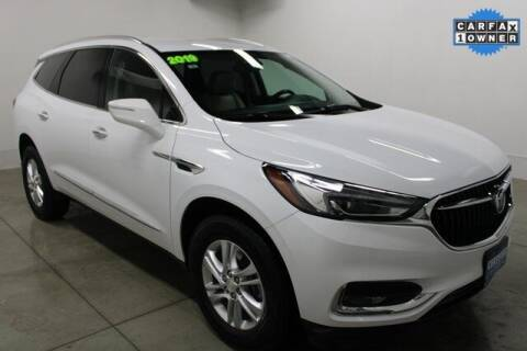 2019 Buick Enclave for sale at Bob Clapper Automotive, Inc in Janesville WI