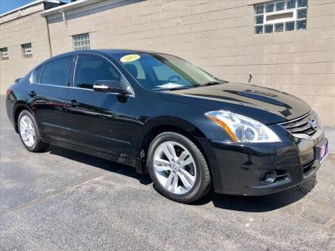 2012 Nissan Altima for sale at Richardson Sales & Service in Highland IN