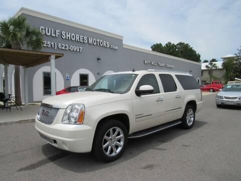 2012 GMC Yukon XL for sale at Gulf Shores Motors in Gulf Shores AL