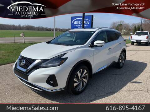 2019 Nissan Murano for sale at Miedema Auto Sales in Allendale MI