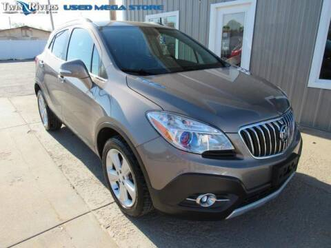 2015 Buick Encore for sale at TWIN RIVERS CHRYSLER JEEP DODGE RAM in Beatrice NE