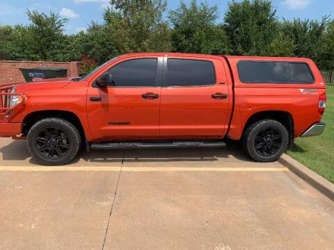 2017 Toyota Tundra for sale at Stanley Ford Gilmer in Gilmer TX