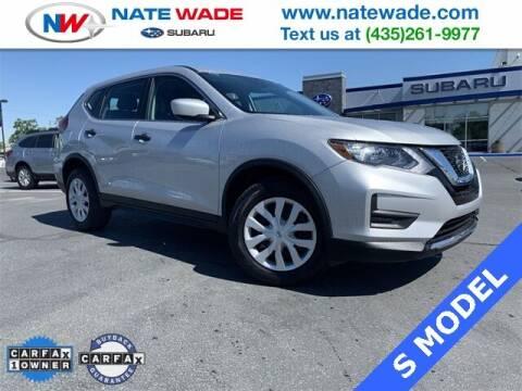 2020 Nissan Rogue for sale at NATE WADE SUBARU in Salt Lake City UT