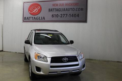 2011 Toyota RAV4 for sale at Battaglia Auto Sales in Plymouth Meeting PA