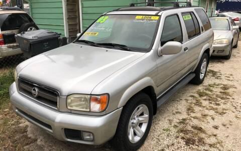 2003 Nissan Pathfinder for sale at Castagna Auto Sales LLC in Saint Augustine FL