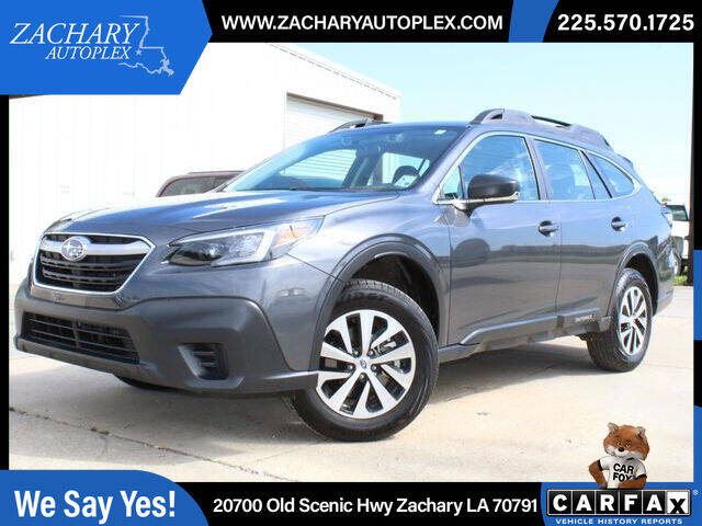 2020 Subaru Outback for sale at Auto Group South in Natchez MS