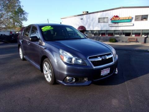 2014 Subaru Legacy for sale at Dorman's Auto Center inc. in Pawtucket RI
