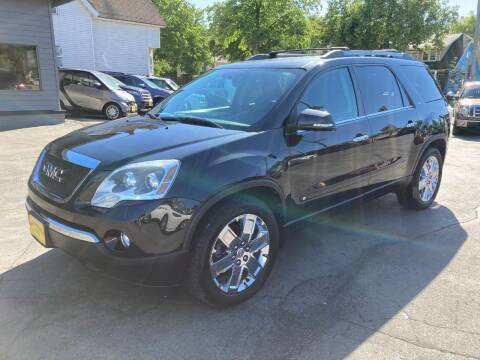 2010 GMC Acadia for sale at AFFORDABLE AUTO, LLC in Green Bay WI