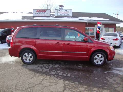 2010 Dodge Grand Caravan for sale at G and G AUTO SALES in Merrill WI