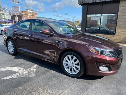 2014 Kia Optima for sale at C Pizzano Auto Sales in Wyoming PA