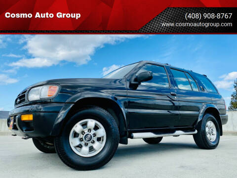 1998 Nissan Pathfinder for sale at Cosmo Auto Group in San Jose CA