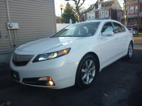 2012 Acura TL for sale at Pinto Automotive Group in Trenton NJ