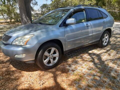 2007 Lexus RX 350 for sale at Royal Auto Mart in Tampa FL