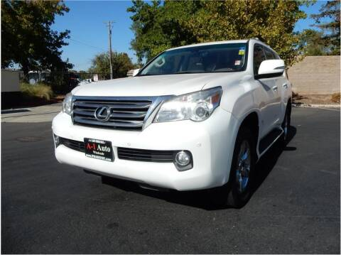 2010 Lexus GX 460 for sale at A-1 Auto Wholesale in Sacramento CA