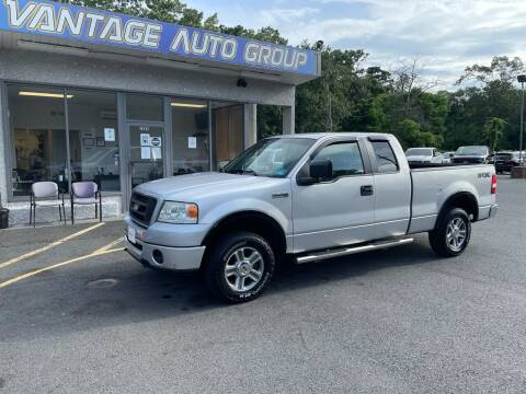 2008 Ford F-150 for sale at Vantage Auto Group in Brick NJ