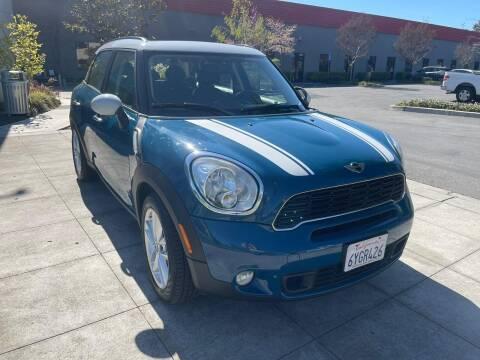 2012 MINI Cooper Countryman for sale at Top Motors in San Jose CA