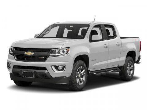 2017 Chevrolet Colorado for sale at Stephen Wade Pre-Owned Supercenter in Saint George UT