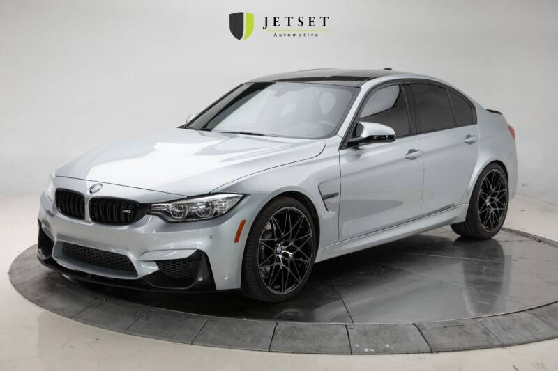 2017 BMW M3 for sale at Jetset Automotive in Cedar Rapids IA