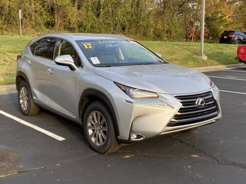 2017 Lexus NX 200t for sale at Stearns Ford in Burlington NC