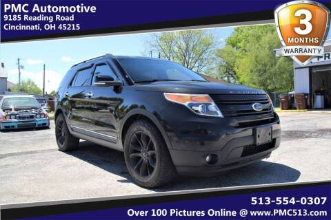 2013 Ford Explorer for sale at PMC Automotive in Cincinnati OH