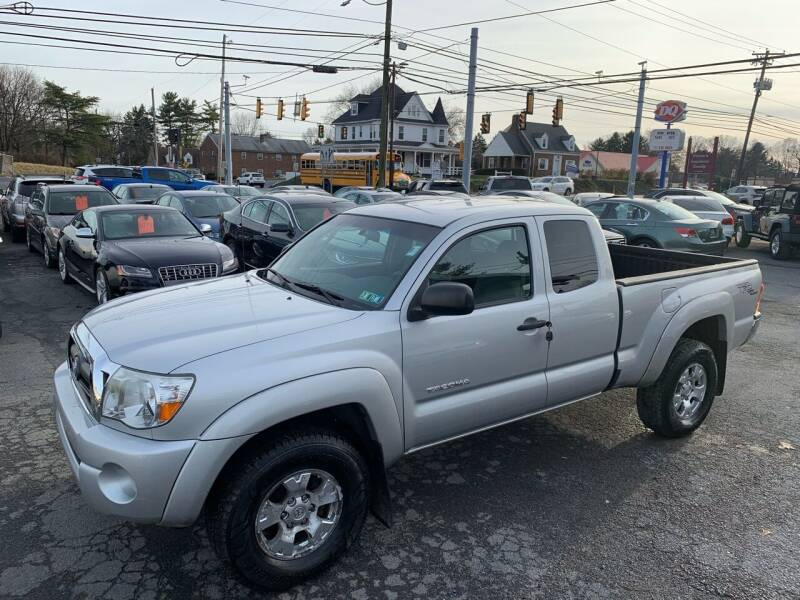 2006 Toyota Tacoma for sale at Masic Motors, Inc. in Harrisburg PA
