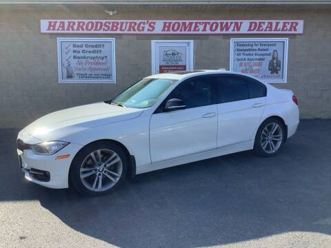 2015 BMW 3 Series for sale at Auto Martt, LLC in Harrodsburg KY