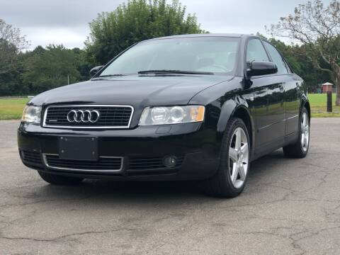 2003 Audi A4 for sale at Choice Motor Car in Plainville CT