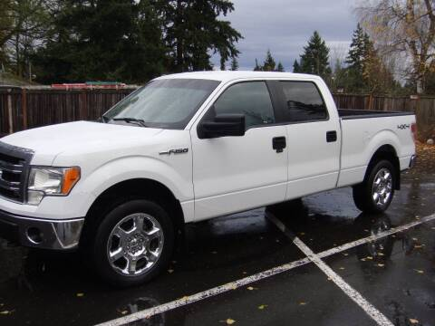2014 Ford F-150 for sale at Western Auto Brokers in Lynnwood WA