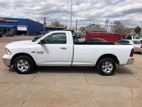 2016 RAM Ram Pickup 1500 for sale at Midtown Motors in North Platte NE