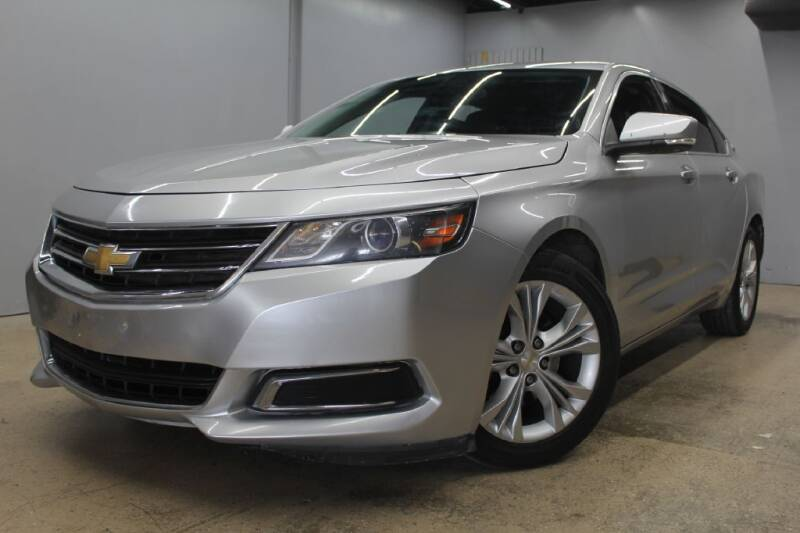 2015 Chevrolet Impala for sale at Flash Auto Sales in Garland TX