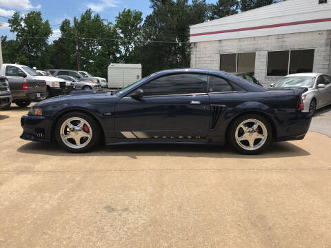2001 Ford Mustang for sale at Northwood Auto Sales in Northport AL