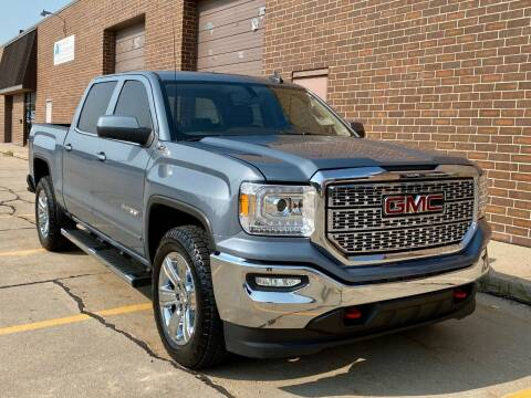 2016 GMC Sierra 1500 for sale at Effect Auto Center in Omaha NE