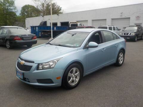 2012 Chevrolet Cruze for sale at United Auto Land in Woodbury NJ